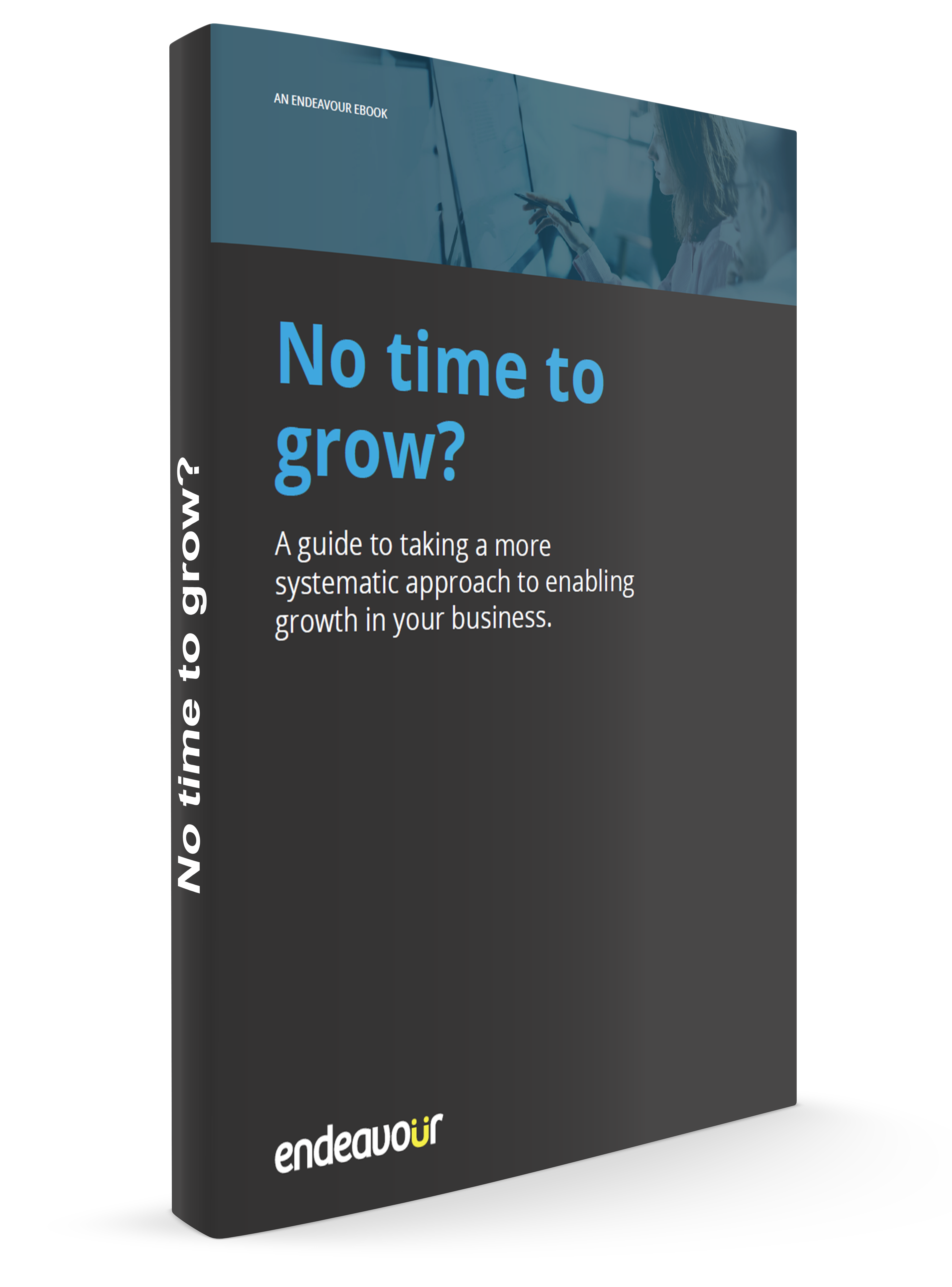 Enabling Growth eBook Cover 3D